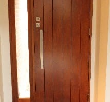 timber doors christchurch